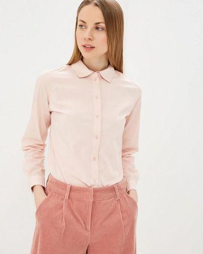 Рубашка с длинным рукавом в полоску розовый Jacqueline De Yong