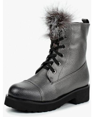 Кожаные ботинки осенние кожаные Teetspace