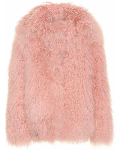 Розовая куртка Saks Potts