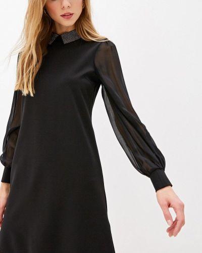 Платье - черное John Richmond