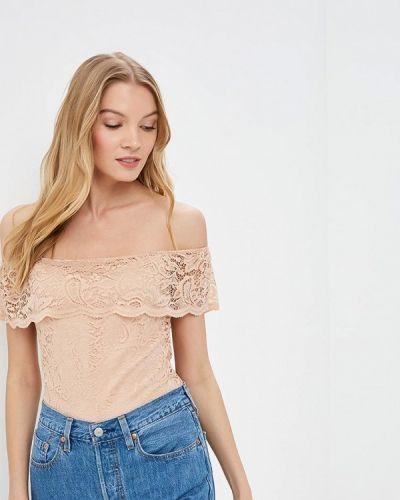 Блузка с открытыми плечами весенний 2019 Befree