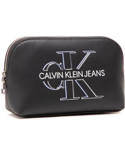 Czarna kosmetyczka Calvin Klein Jeans