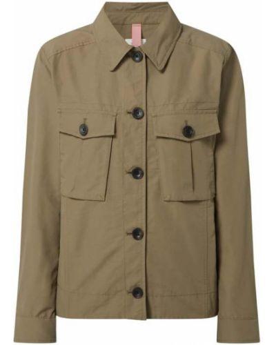 Zielona kurtka bawełniana Brax