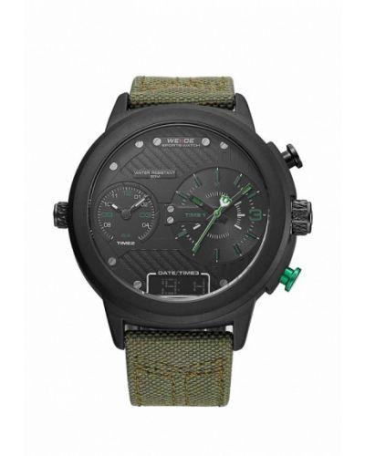 Зеленые часы Weide