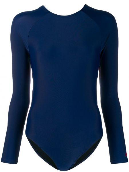 Спортивный купальник с длинным рукавом с открытой спиной Perfect Moment