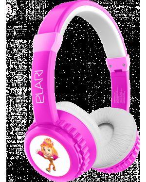 Наушники детский розовый Elari