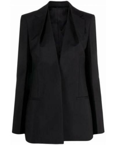 Marynarka oversize - czarna Givenchy