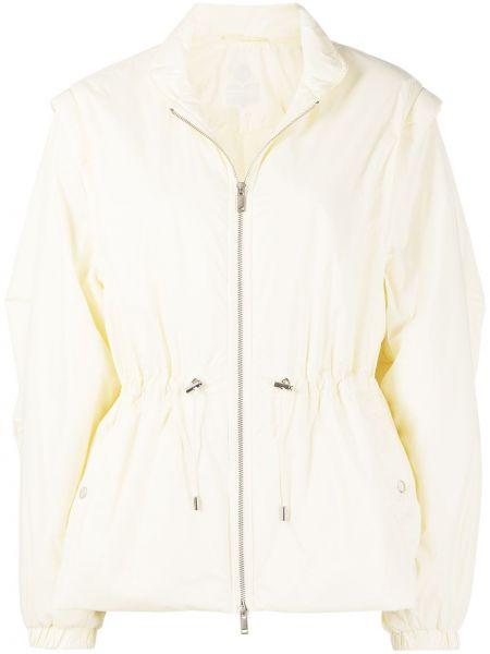 Желтая ветровка с карманами на молнии Isabel Marant étoile