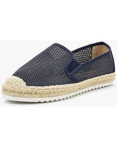 Синие эспадрильи Sweet Shoes