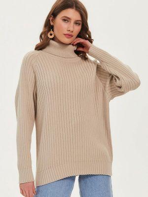 Бежевый свитер Moru