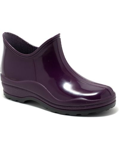 Высокие ботинки - бордовые Realpaks