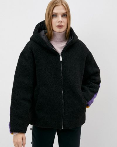 Утепленная куртка - черная Freedomday