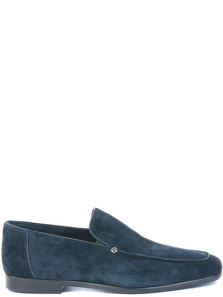Туфли - синие Zilli