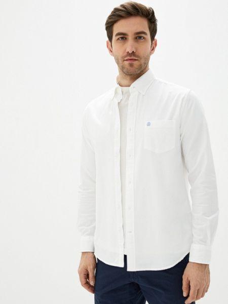 Белая рубашка Cortefiel