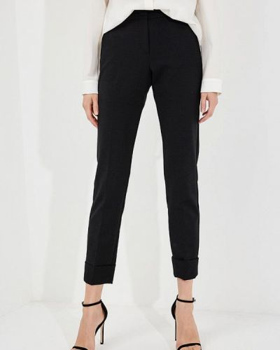 Черные брюки Emporio Armani