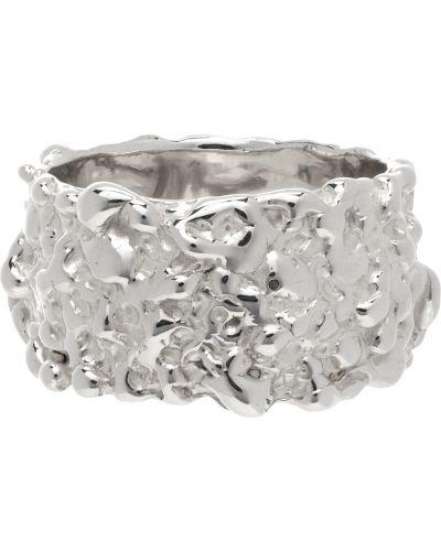 Pierścionek srebrny Faris