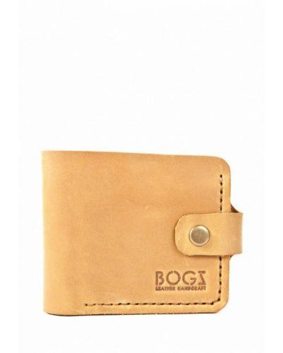 Желтый кошелек Bogz