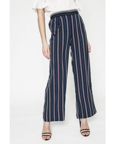 Свободные брюки брюки-сигареты с поясом Vila
