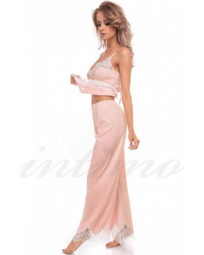 Брючный комбинезон - розовые Felena