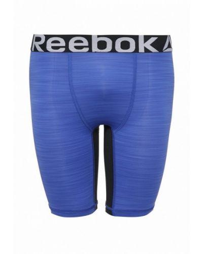 Синие трусы Reebok