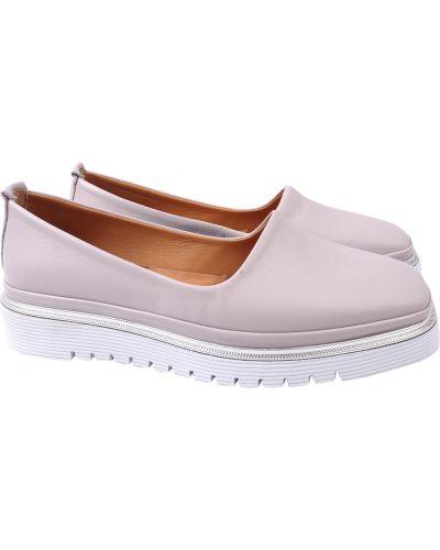 Кожаные туфли Molly Bessa