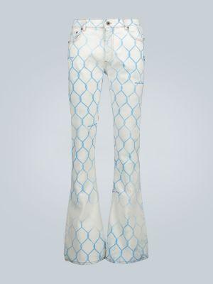 Obcisłe dżinsy Off-white