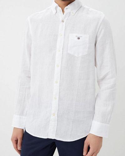 Белая рубашка Gant