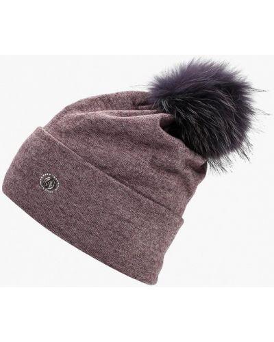 Фиолетовая шапка осенняя Avanta
