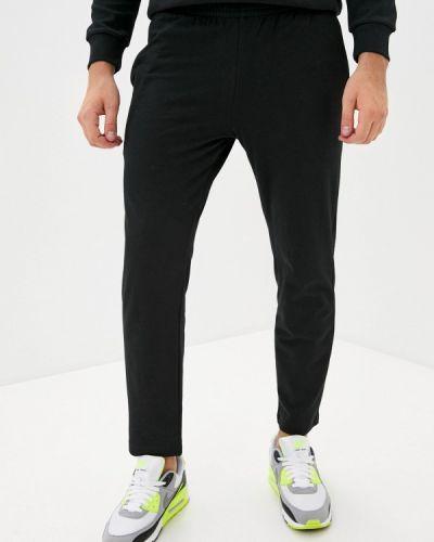 Спортивные черные спортивные брюки Anta
