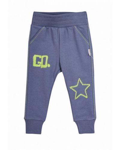 Синие брюки спортивные Robinzon