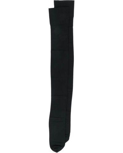 Czarne rajstopy z nylonu Wolford