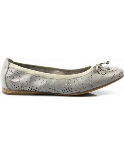 Балетки на каблуке Tamaris