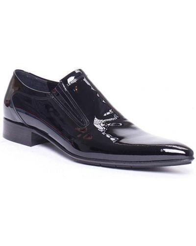 Кожаные туфли - черные Vinicio Camerlengo