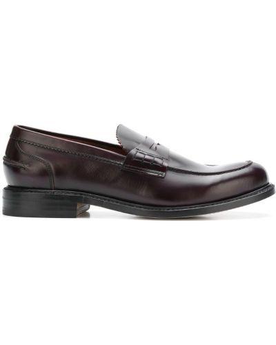 Лоферы кожаные Berwick Shoes