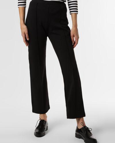 Czarne klasyczne spodnie Marie Lund