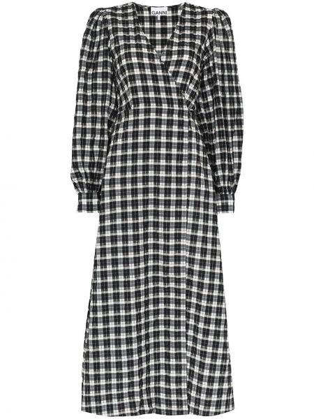 Платье миди Ganni