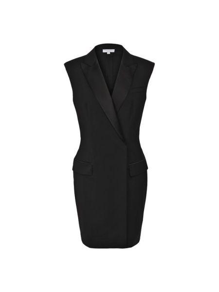Приталенное спортивное платье с лацканами из вискозы Escada Sport