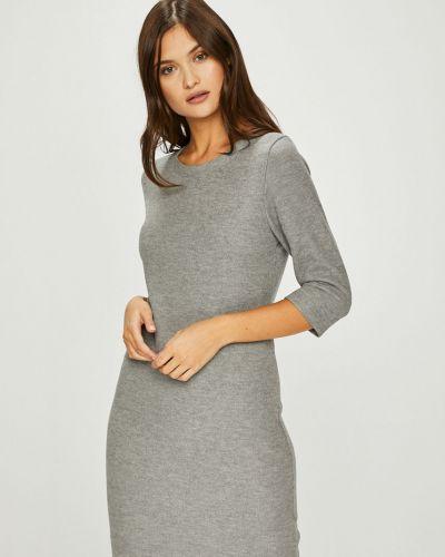 Платье мини облегающее трикотажное Answear