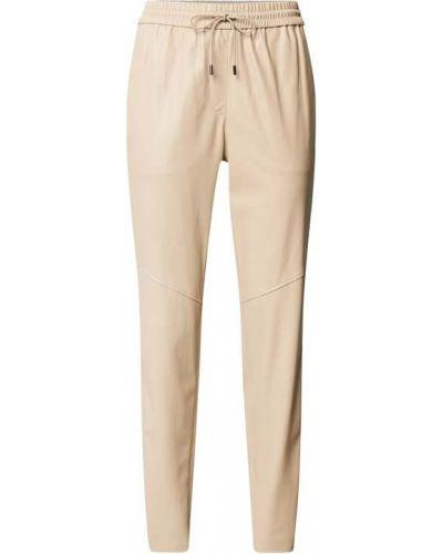 Beżowe spodnie Marc Cain