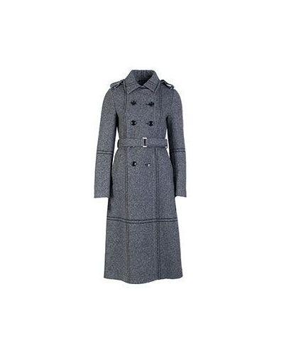 Пальто в клетку осеннее Patrizia Pepe
