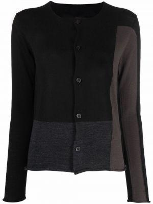 Czarny sweter bawełniany Ys