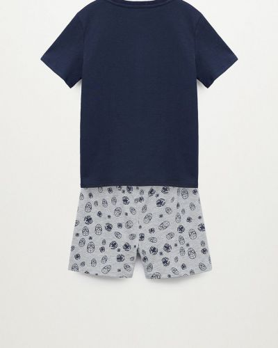 Пижамная пижама Mango Kids