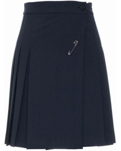 Niebieska spódnica Ottodame