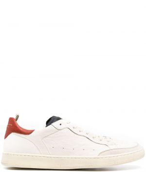 Sneakersy, biały Officine Creative