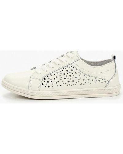 Кожаные ботинки низкие Alessio Nesca