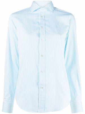 Biała koszula z długimi rękawami - biała Polo Ralph Lauren