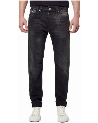 Szare mom jeans Kaporal