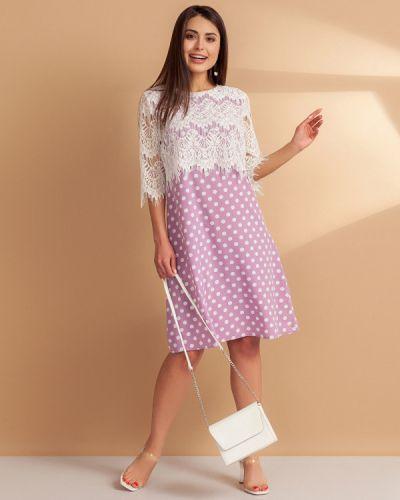 Летнее платье в горошек платье-сарафан Charutti