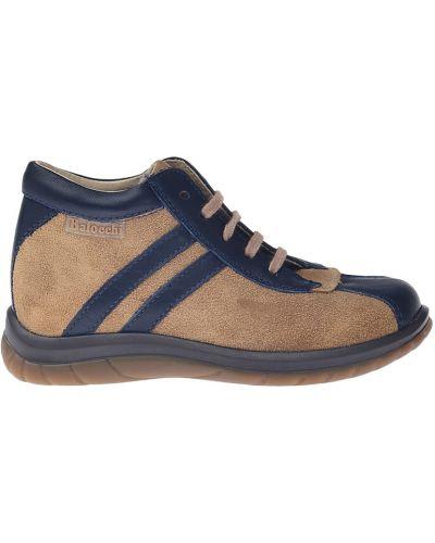 Ботинки замшевые Balocchi