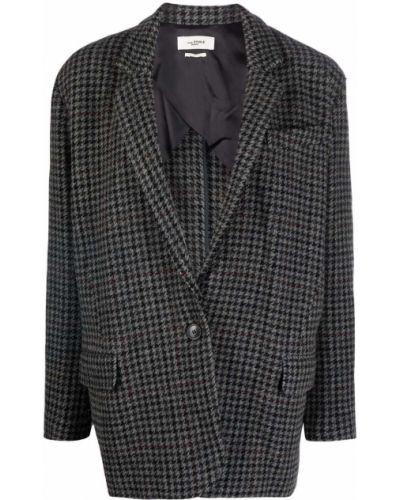 Черная куртка с карманами Isabel Marant étoile